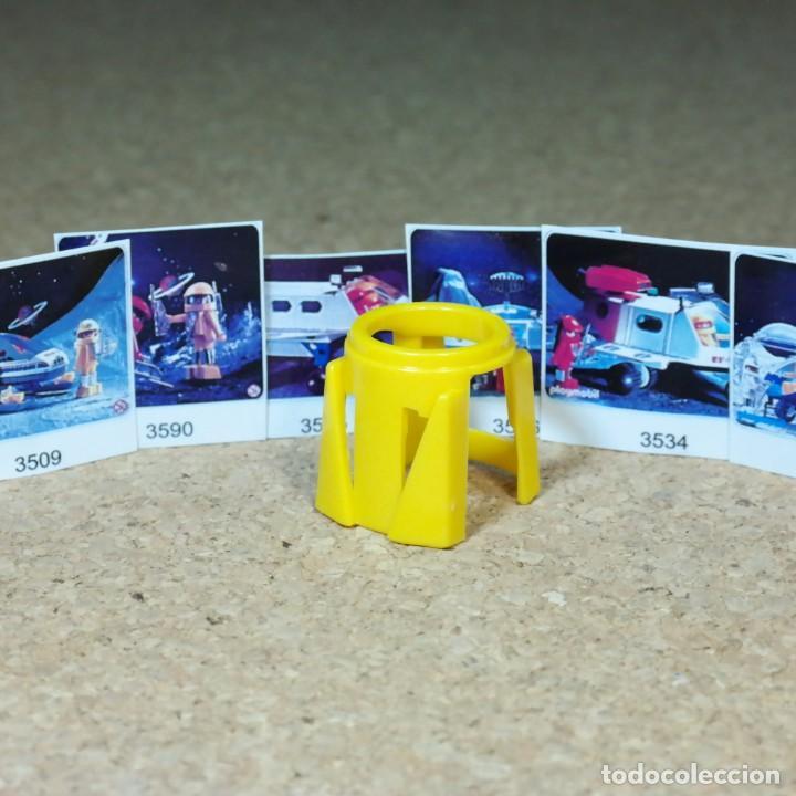 PLAYMOBIL PETO PECHERA AMARILLA 3536 3590 3535 3509 3559 TRAJE ASTRONAUTA PIEZAS ESPACIO PLAYMOSPACE (Juguetes - Playmobil)