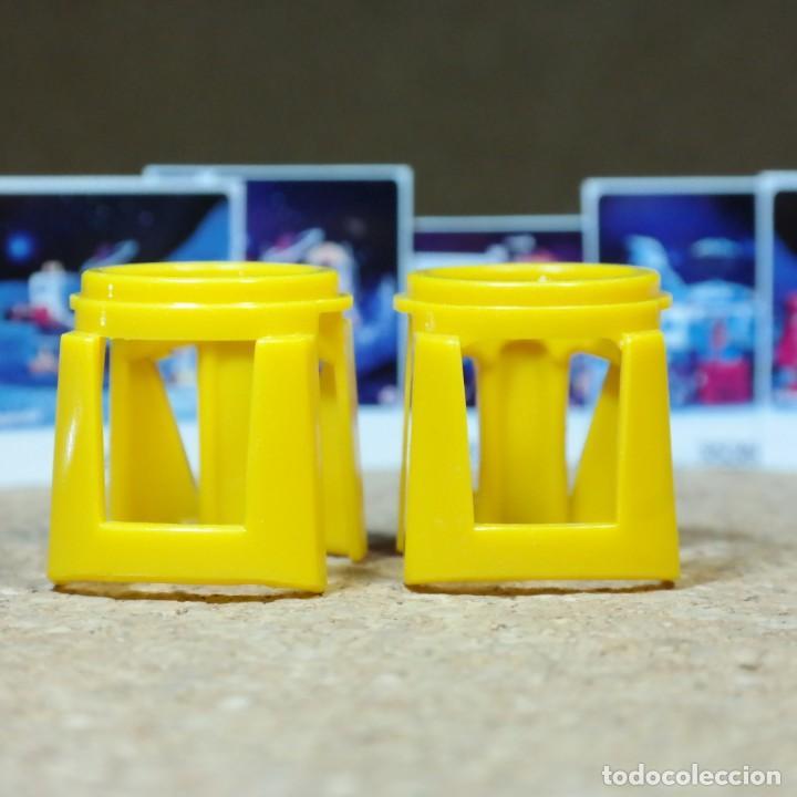 Playmobil: Playmobil 2 petos pechera amarilla 3536 3590 3535 3509 3559 traje astronauta piezas nave playmospace - Foto 2 - 217959661