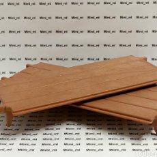Playmobil: PLAYMOBIL 2 PLATAFORMAS CASTILLO MEDIEVAL SUELOS ENGANCHES. Lote 218210143