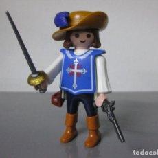 Playmobil: PLAYMOBIL MOSQUETERO ESPADACHIN SERIE 16 SOBRE SORPRESA. Lote 218243892