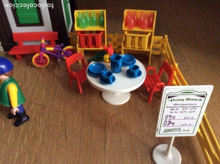 Playmobil: Playmobil 3775 Pony Ranch Caja e instrucciones - Foto 3 - 218278698