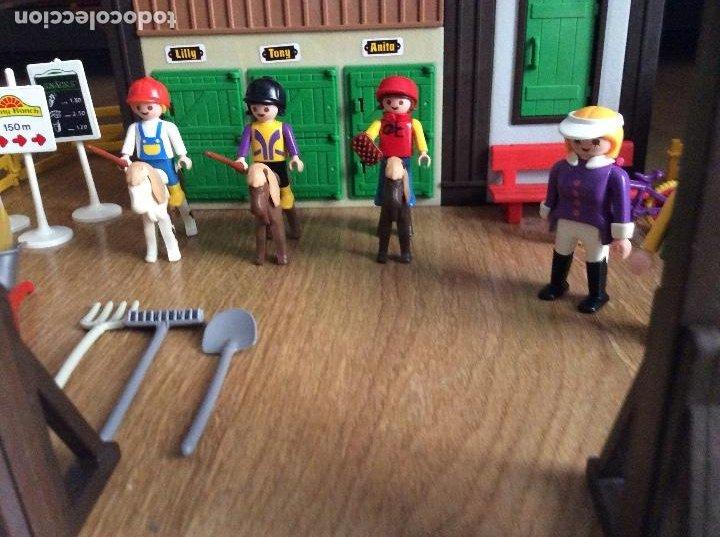 Playmobil: Playmobil 3775 Pony Ranch Caja e instrucciones - Foto 5 - 218278698
