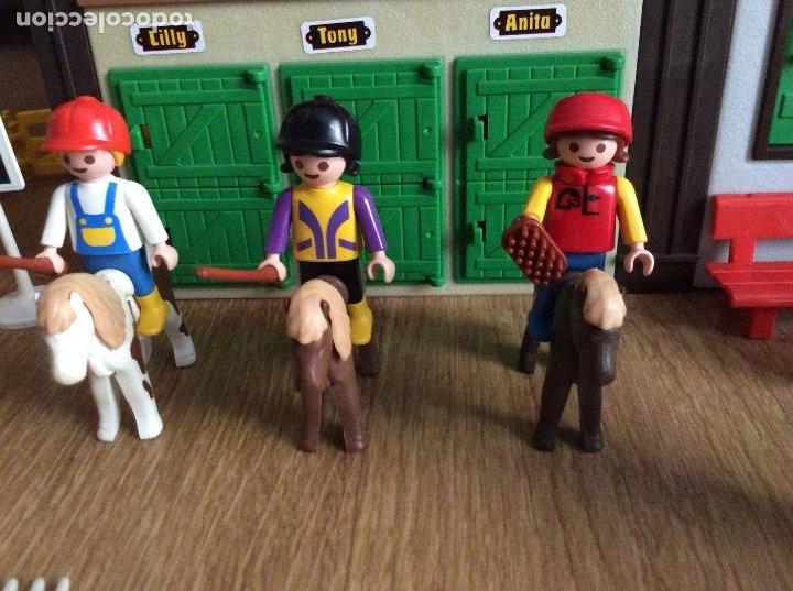 Playmobil: Playmobil 3775 Pony Ranch Caja e instrucciones - Foto 6 - 218278698