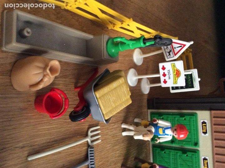 Playmobil: Playmobil 3775 Pony Ranch Caja e instrucciones - Foto 7 - 218278698