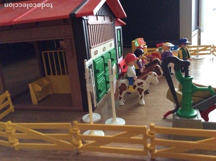 Playmobil: Playmobil 3775 Pony Ranch Caja e instrucciones - Foto 9 - 218278698