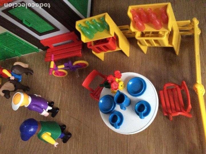 Playmobil: Playmobil 3775 Pony Ranch Caja e instrucciones - Foto 10 - 218278698