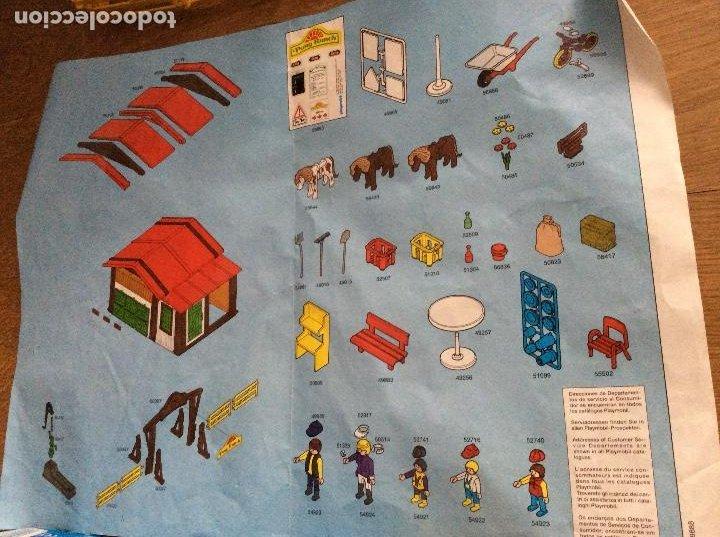 Playmobil: Playmobil 3775 Pony Ranch Caja e instrucciones - Foto 12 - 218278698