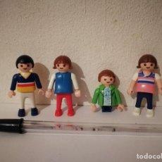 Playmobil: LOTE 4 CLICS NIÑOS NIÑAS - PLAYMOVIL. Lote 218649857