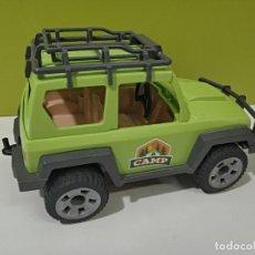 Playmobil: PLAYMOBIL JEEP-TODOTERRENO ZOO, SAFARY, CITY..... Lote 218718227