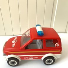 Playmobil: COCHE DE BOMBEROS FIRE 4512 PLAYMOBIL. Lote 218849241