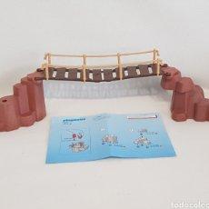 Playmobil: PUENTE COLGANTE DE PLAYMOBIL, REF 7272. Lote 218933448