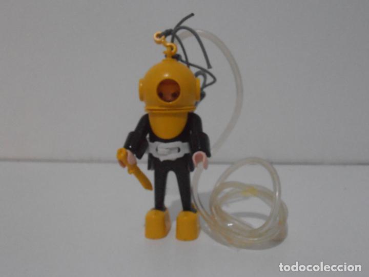 Playmobil: BUZO, PLAYMOBIL, REF 3348, CAJA ORIGINAL, COMPLETO - Foto 2 - 219046100