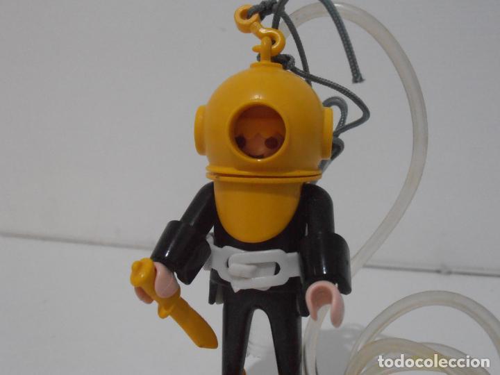 Playmobil: BUZO, PLAYMOBIL, REF 3348, CAJA ORIGINAL, COMPLETO - Foto 3 - 219046100