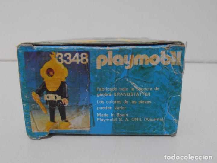 Playmobil: BUZO, PLAYMOBIL, REF 3348, CAJA ORIGINAL, COMPLETO - Foto 5 - 219046100