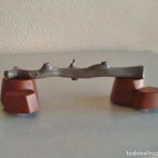Playmobil: TRONCO Y ROCAS PLAYMOBIL INDIOS OESTE DESIERTO WESTERN. Lote 236455545