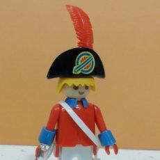 Playmobil: PLAYMOBIL - FAMOBIL.. REF - 3387..SOLDADO INGLÉS-FRANCÉS.. GEOBRA 1974.. (F).... Lote 194900746