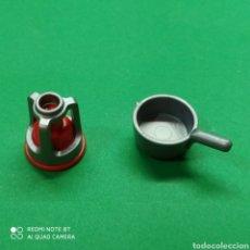 Playmobil: PLAYMOBIL CAMPING GAS Y CAZO. Lote 220914546