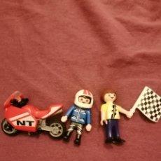 Playmobil: 2 LOTES PLAYMOBIL CARRERAS. Lote 221520476