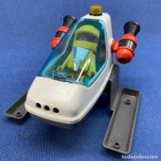 Playmobil: PLAYMOBIL REF. 3509 - PLAYMOSPACE - NAVE ESPACIAL 1ª ÉPOCA - ASTRONAUTA AMARILLO. Lote 221582397