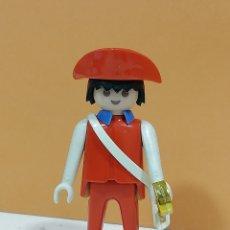 Playmobil: PLAYMOBIL-FAMOBIL..REF 3550..FIGURA TRIPULACIÓN BARCO PIRATA..GEOBRA 1974..1 ÉPOCA..PRIMERA GENERACI. Lote 221623405