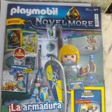 Playmobil: PLAYMOBIL REVISTA NOVELMORE Nº 1 - 2020. Lote 221712467