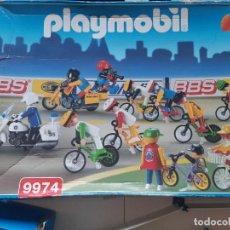 Playmobil: VUELTA CICLISTA PLAYMOBIL 9974 CAJA ORIGINAL. Lote 222201976