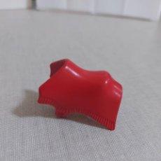 Playmobil: PLAYMOBIL CABALLO ROJA INDIO POBLADO WESTERN OESTE MONTURA SILLA MANTA. Lote 222298025