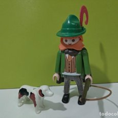 Playmobil: PLAYMOBIL FIGURA HOMBRE CAZADOR VICTORIANO, CITY.... Lote 222307217