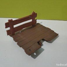 Playmobil: PLAYMOBIL PLATAFORMA-AMPLIACIÓN MEDIEVAL, VIKINGOS, PIRATAS, OESTE, CITY.... Lote 222307530