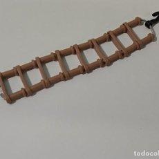 Playmobil: PLAYMOBIL ESCALERA MARRÓN MEDIEVAL, VIKINGOS, ROMA, PIRATAS, CITY.... Lote 222308746