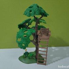 Playmobil: PLAYMOBIL ÁRBOL CON ESCALERA VIGILANCIA SAFARY, BOSQUE, MEDIEVAL, VIKINGOS, CITY.... Lote 222309768