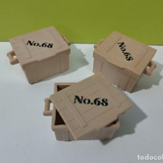 Playmobil: PLAYMOBIL LOTE 3 CAJAS OESTE, VICTORIANO, CITY.... Lote 222310153