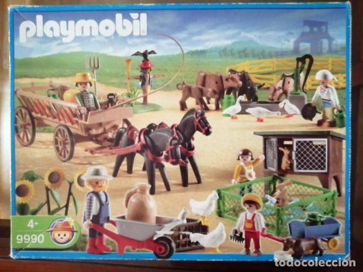 PLAYMOBIL REFERENCIA 9990 (Juguetes - Playmobil)