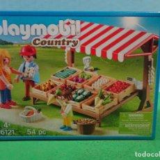 Playmobil: PLAYMOBIL-6121-MERCADO- CIUDAD -ARTICULO NUEVO PRECINTADO. Lote 241678585