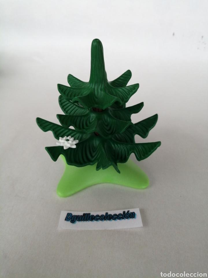 PLAYMOBIL PINO BOSQUE NAVIDAD JARDÍN (Juguetes - Playmobil)