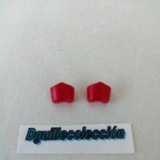 Playmobil: PLAYMOBIL MUÑEQUERAS ANTEBRAZOS PUÑOS MEDIEVAL OESTE PIRATA. Lote 222640345