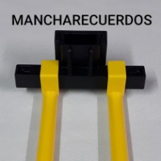 Playmobil: PLAYMOBIL 6867 ENGANCHE TRASERO HORQUILLA ALPACA PIEZA TRACTOR REPUESTO PLAYMOVIL 30515902 30515892. Lote 223290672