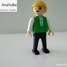 Playmobil: PLAYMOBIL NIÑO/NIÑA PELO RUBIO/ ZAPE. Lote 208882040