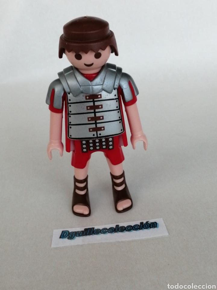 PLAYMOBIL FIGURA MEDIEVAL ROMANO (Juguetes - Playmobil)