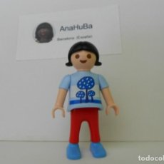 Playmobil: PLAYMOBIL FIGURA NIÑO NIÑA/ CALI. Lote 209685363