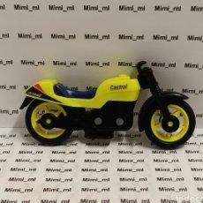 Playmobil: PLAYMOBIL MOTO AMARILLA MOTOCICLETA. Lote 224343320