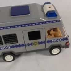 Playmobil: FURGONETA DE POLICIA PLAYMOBIL. Lote 224957416