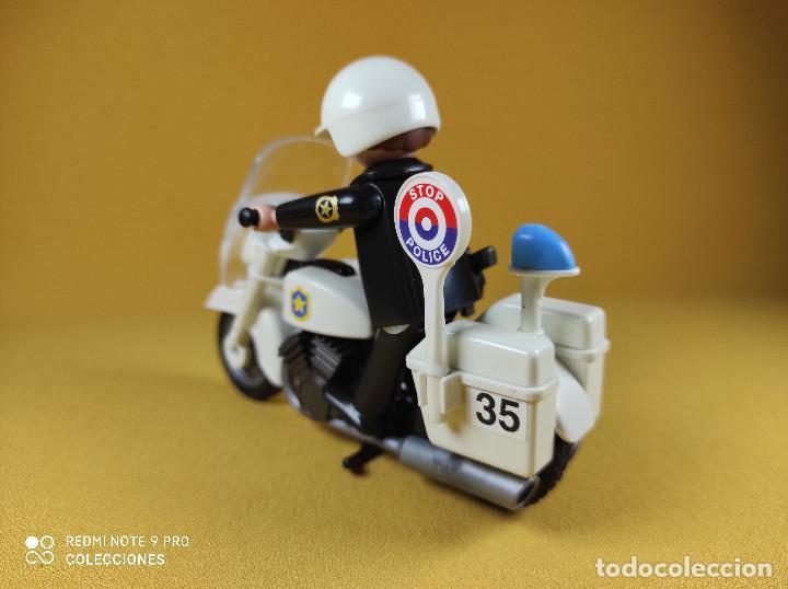 Playmobil: Playmobil Oficial de policia con moto - Foto 3 - 226144880