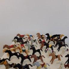 Playmobil: PLAYMOBIL CABALLOS,LOTAZO.MEDIEVAL,PIRATAS.OESTE. Lote 227127840