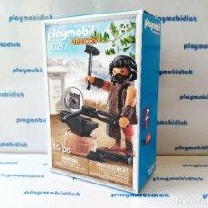 Playmobil: PLAYMOBIL 70217 DIOS GRIEGO HEFESTO EN CAJA CERRADA. Lote 227766490