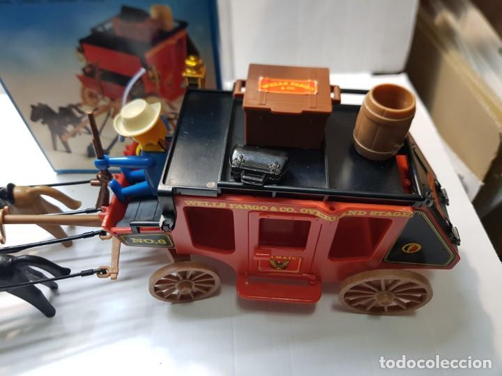 Playmobil: Playmobil Diligencia Oeste ref.3245 en caja original buen estado - Foto 2 - 228073970