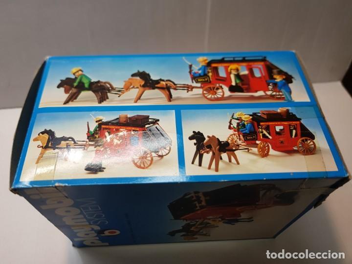 Playmobil: Playmobil Diligencia Oeste ref.3245 en caja original buen estado - Foto 10 - 228073970