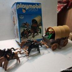Playmobil: PLAYMOBIL CARRETA OESTE REF.3243 EN CAJA ORIGINAL BUEN ESTADO. Lote 228074000