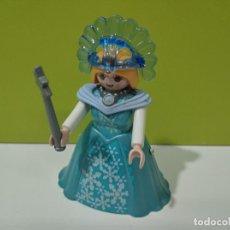 Playmobil: PLAYMOBIL FIGURA PRINCESA DEL HIELO, VICTORIANO, CITY.... Lote 228290970