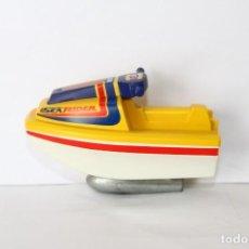 Playmobil: PLAYMOBIL MEDIEVAL MOTO DE AGUA CON CONTRAPESO. Lote 229259975